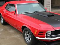 Year: 1970 Number of Cylinders: 8Make: Ford