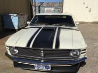 1970 Ford Mustang Boss 302 Matching Numbers Very