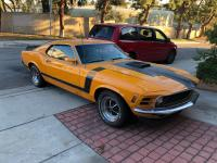 I bought this 1970 Boss 302 out of garage in Carson Ca