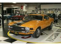 Very Original 1970 Mach 1 428 CJ - Beautifully Restored