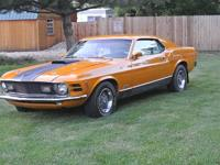 This Mustang is all original. A rare unrestored