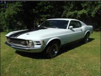 1970 Ford Mustang Mach 1 ( PA) - $ 36,900 71,000 miles