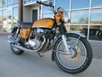 1970 Honda CB750 CB 750 K0 Original Survivor - 13k
