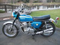 1970 HONDA CB750 K0 Quality BikeThis 1970 CB750 in