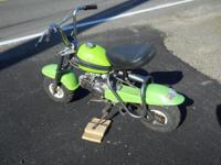 For Sale: 1970 Honda QA50 Mini Motorcycle This dirt