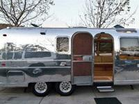 1970 International Airstream Caravanner Land YachtVIN: