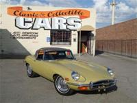 1970 Jaguar XKE 4.2 Roadster - 4.2 liter, 4-speed