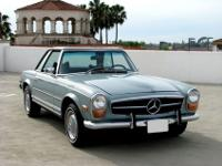 1970 Mercedes Benz 280SL Convertible Roadster with