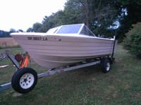 Selling our boat. Good boat needs a battery that's all.