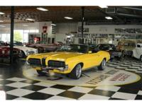 Extremely Nice 1970 Mercury Cougar Convertible - One