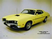 Stk. 1532 1970 Mercury Cyclone Spoiler The encyclopedia