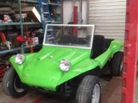 1970 Meyers manx clone -WITH TITLE -just did a frame