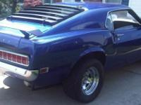 This is a 1970 Mustang has the best of everything!!!