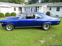 1970 Pro Street nova SS, 396 Big Block, 5 speed