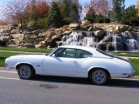 1970 Oldsmobile 442 ..Numbers Matching ..455cid/365hp
