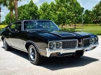 1970 Oldsmobile 442 Numbers Matching 455/365HP V8