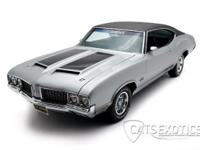 1970 Oldsmobile 442 with the Big Bad highly rare sought