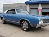 1970 Oldsmobile Cutlass Supreme, 1 family owned, 59k