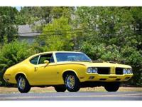 This 1970 Oldsmobile Cutlass 2dr Rallye 350 . It is
