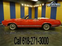Up for sale is a 1970 Oldsmobile Cutlass Convertible!