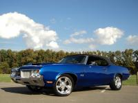 1970 Oldsmobile Cutlass Supreme Convertible orignal