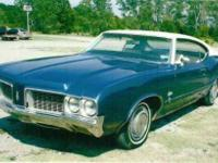 1970 Oldsmobile Cutlass Supreme Coupe This American