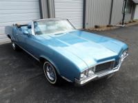 1971 Oldsmobile Cutlass Supreme Convertible: The
