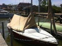 1970 Pearson Ensign Boat is located in Buckeye