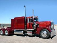 Must See!! This Peterbilt is a Needle Nose with a bat