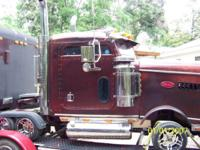 Peterbilt Chopped, Sectioned, channeled, W/ 1984 Old's