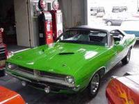 1970 Plymouth 340 LIME GREEN CUDA, a real BS23 H0E