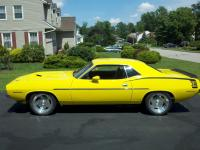 The history of my 70 Cuda.  This is my first car. The
