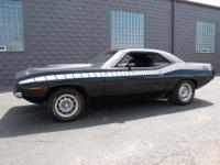 This AAR 'Cuda (All American Racer) is a rare and