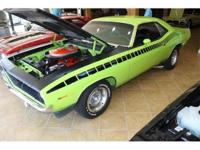 This is a Plymouth, Barracuda for sale by Ideal Classic