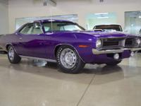 Year:1970 Exterior Color:Plum Crazy Make:Plymouth