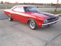 I AM LISTING MY 1970 440 SIX-PACK 18 SPLINE HEMI