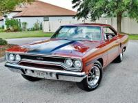 This  GTX is in exceptional condition. The car has