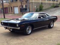 1970 Plymouth Hemi Cuda ..426 Hemi Engine ..Correct