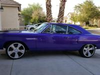 1970 Plymouth Roadrunner tribute beautiful newly