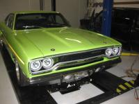1970 Plymouth Road Runner 440 V8 Coyote Duster Premium