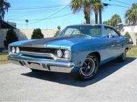 1970 Plymouth Hemi Road Runner for Sale, Restored with