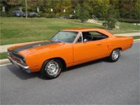 THE BEST VALUE IN THE COUNTRY1970 Road Runner 440 +6