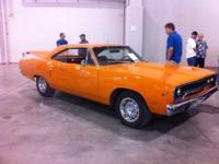 1970 Plymouth Roadrunner, This is a stunning vintage