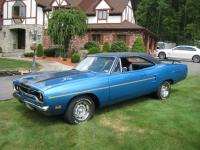 a very nice restored 1970 roadrunner only thing left is