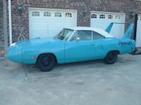 1970 PLYMOUTH ROAD RUNNER SUPERBIRD,U-CODE,WAS BORN B-5
