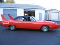 1970 Plymouth Road Runner Superbird Coupe. This is for