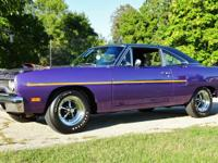 This national award winning 1970 Plymouth Road Runner