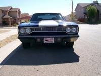 1970 Plymouth Roadrunner:  Engine:  440 bored