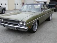 Up for sale is a 1970 Plymouth Satellite. This car has