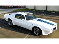 1970 1/2 PONTIAC FIREBIRD TRANS AM, 400ci 1 OF 1769